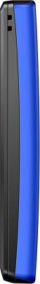Мобильный телефон BQ Luxembourge BQM-1816 (черно-синий)