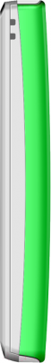 Мобильный телефон BQ Luxembourge BQM-1816 (бело-зеленый)