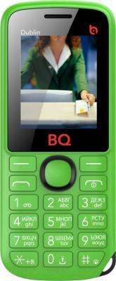 Мобильный телефон BQ Dublin BQM-1818 (зеленый)