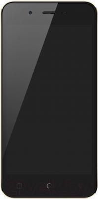 Смартфон Micromax Canvas Spark Q380 (шампань/черный)
