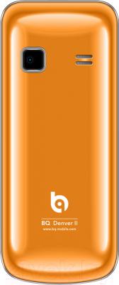 Мобильный телефон BQ Denver II BQM-2410 (оранжевый)