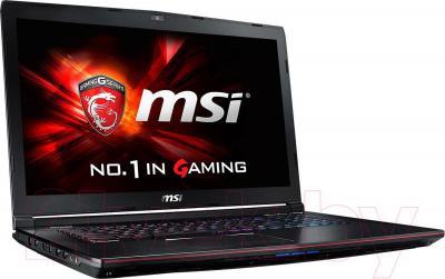 Ноутбук MSI GE72 2QF-209RU Apache Pro