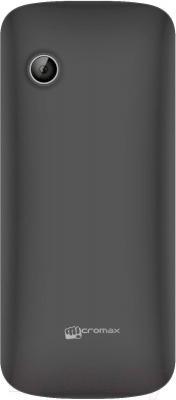 Мобильный телефон Micromax X1850 (черный)