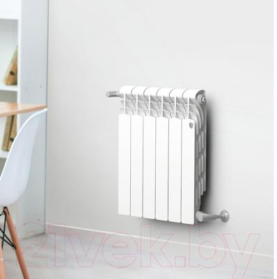 Радиатор алюминиевый Royal Thermo Revolution 500 (6 секций)
