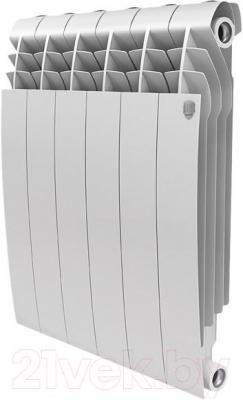 Радиатор алюминиевый Royal Thermo DreamLiner 500 (6 секций)