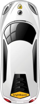 Мобильный телефон BQ Monza BQM-1401 (белый)