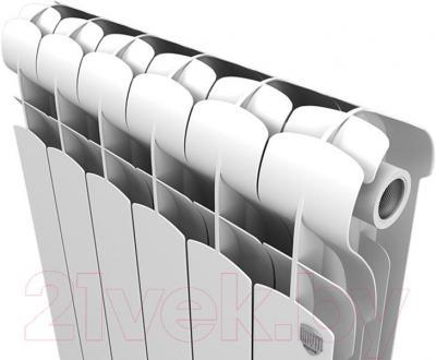 Радиатор алюминиевый Royal Thermo Indigo 500 (9 секций)