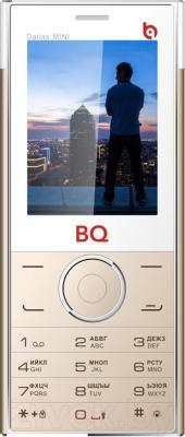 Мобильный телефон BQ Dallas Mini BQM-2459 (золотой)