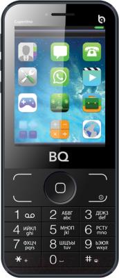 Мобильный телефон BQ Cupertino BQM-2606 (серый)