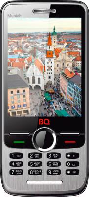 Мобильный телефон BQ Munich BQM-2803 (черный)