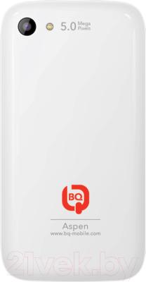 Смартфон BQ Aspen BQS-4010 (белый)