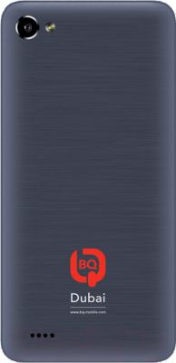 Смартфон BQ Dubai BQS-4503 (серебристый)