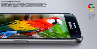Смартфон Samsung Galaxy S6 Duos / G920FD (белый)