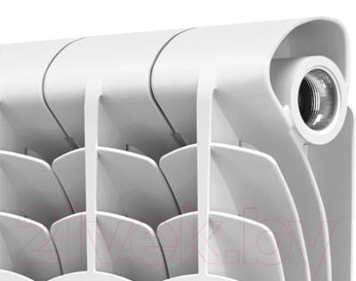 Радиатор биметаллический Royal Thermo Revolution Bimetall 500 (10 секций)
