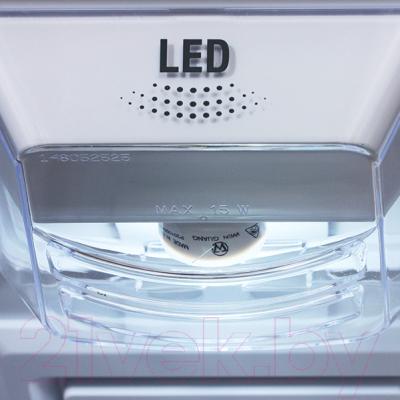 Холодильник с морозильником Hotpoint HF 5201 X R