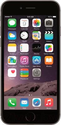 Смартфон Apple iPhone 6s (64Gb, серый космос)