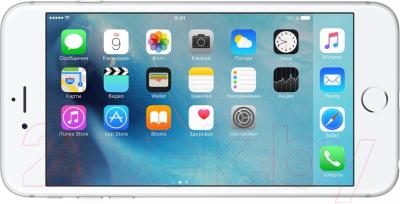 Смартфон Apple iPhone 6s (128Gb, серебристый)