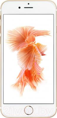 Смартфон Apple iPhone 6s (128Gb, золотой)