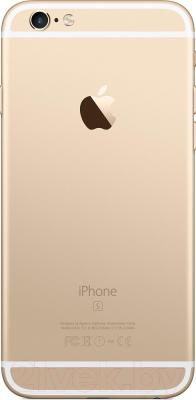 Смартфон Apple iPhone 6s Plus / MKU32RM/A (16GB, золотой)