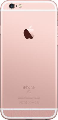 Смартфон Apple iPhone 6s Plus / MKU92RM/A (64Gb, розовое золото)
