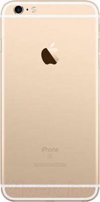 Смартфон Apple iPhone 6s Plus / MKUF2RM/A (128Gb, золотой)