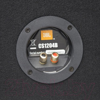Корпусной пассивный сабвуфер JBL CS1204B