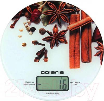 Кухонные весы Polaris PKS 0834DG (специи)