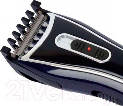 Машинка для стрижки волос Polaris PHC 0201R (синий)
