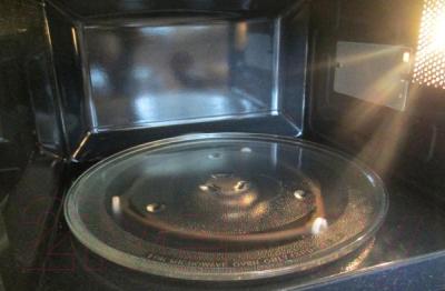 Микроволновая печь Samsung GE83MRQ/BW - тарелка