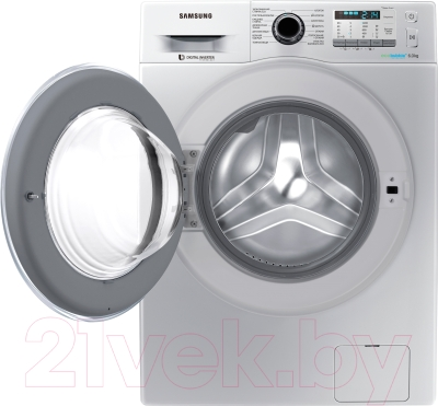 Стиральная машина Samsung WW60J5213HSDLP