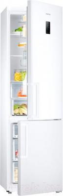 Холодильник с морозильником Samsung RB37J5300WW/WT
