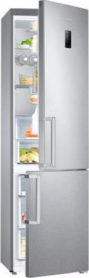 Холодильник с морозильником Samsung RB37J5341SA/WT
