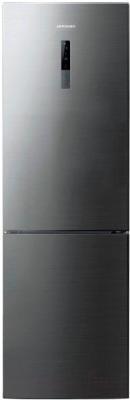 Холодильник с морозильником Samsung RL53GTBIH/WT