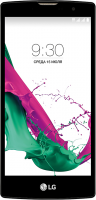 Смартфон LG G4c / H525n (серебристый) -
