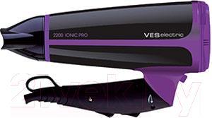 Компактный фен VES V-HD570
