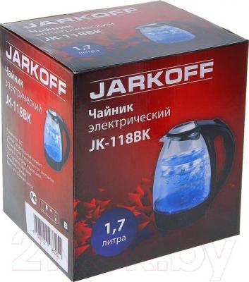 Электрочайник Jarkoff JK-118BK