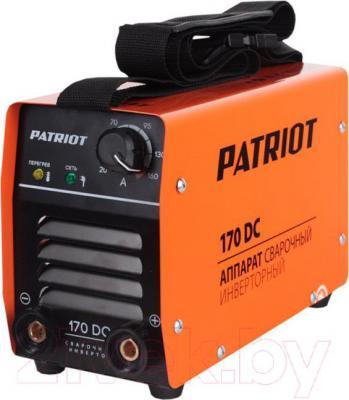 Сварочный аппарат PATRIOT 170DC MMA - общий вид