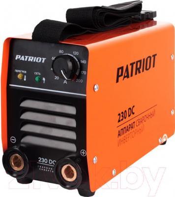 Сварочный аппарат PATRIOT 230DC MMA - общий вид