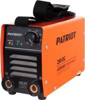 Сварочный аппарат PATRIOT 250DC MMA (кейс) -