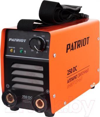 Сварочный аппарат PATRIOT 250DC MMA (кейс) - общий вид