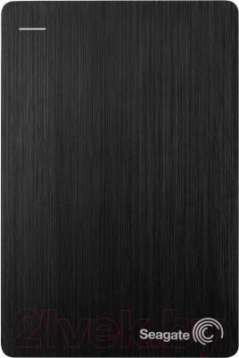 Внешний жесткий диск Seagate Slim Black 500GB (STCD500202)