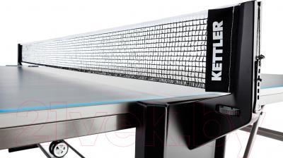 Теннисный стол KETTLER Outdoor 6 / 7177-900 (с сеткой)