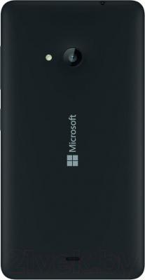 Смартфон Microsoft Lumia 535 Dual (черный)