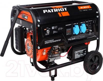 Бензиновый генератор PATRIOT GP 3810LE
