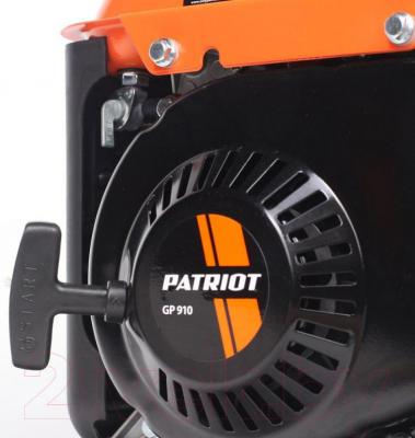 Бензиновый генератор PATRIOT GP 910