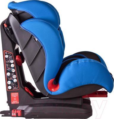 Автокресло Caretero Diablo Isofix (синий)