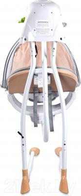 Качели для новорожденных Caretero Bugies (бежевый)