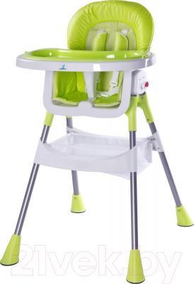 Стульчик для кормления Caretero Pop (зеленый)