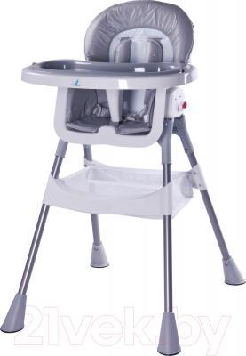 Стульчик для кормления Caretero Pop (серый)