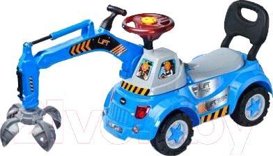 Каталка детская Toyz Lift (синий)